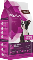 Grain Free Small & Mini Breed Puppy Health product packaging